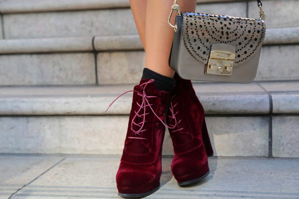 Velvet Booties on Rodeo… – Wardrobe Envy Blog